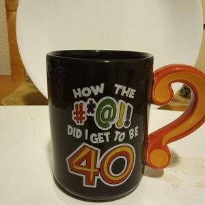 Other - Nice Ceramic Cup. 40 Years old